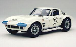 "Corvette Diecast Exoto, 18021 Grand Sport 1:18  "" RETIRED """