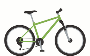 WANTED: Bike to rent in April