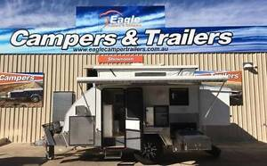 2016 EAGLE CHIEF OFF ROAD HYBRID CAMPER-SAVE $5000 Para Hills West Salisbury Area Preview