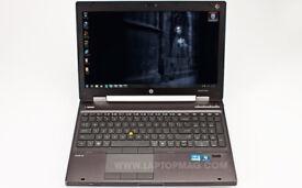 HP ELITEBOOK PRO 8650W i7 PRO-V FOR SALE