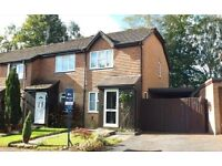 2 Bed Semi detached House for sale, Haywards Heath. Recently fitted Kitchen/Bathroom Viewing Advised