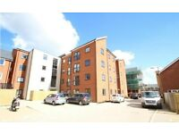 Bright, spacious 2 bedroom new build, top floor flat near town centre - private landlord, no fees