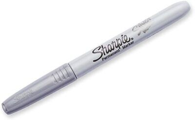 Sharpie Metallic Markers Silver Pack Of 4 Markers Free Shipping