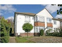 TWO BEDROOM, ground floor maisonette, with a PRIVATE REAR GARDEN. Close to STATION ENQUIRE NOW.