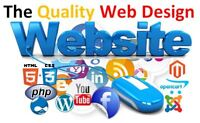 FREE Domain, Website Design, Development, Mobile ready website