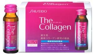 Shiseido THE COLLAGEN DRINK V (50ml x 10-Bottle) US SELLER
