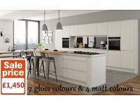 kitchens from £957