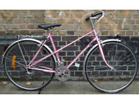 French vintage road ladies bike BERTIN frame size 20inch MINT CONDITION 10 speed, serviced WARRANTY