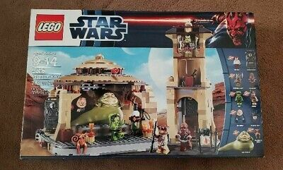 LEGO Star Wars Jabba's Palace (9516) New and Sealed - Retired Set Ready To Ship