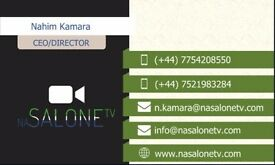 NaSaloneTv Videography & Photography (Media Professional Services)