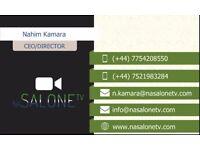 NaSaloneTv Videography & Photography (Media Professional Services)