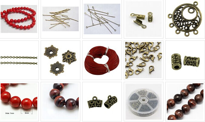 Beads material information