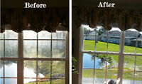 Window & Eavestrough Cleaning. Best Prices!! (416) 803 - 3368
