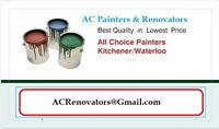 Painting Residential & Commercial (Interior / Exterior)