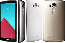 LG G4 H815 - Hexacore - 32GB - white (Unlocked sealed