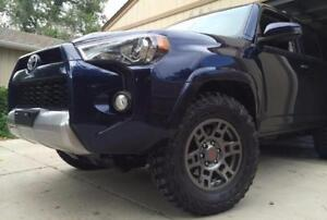 "TRD Pro Style Wheels 17"" ( TACOMA / FJ CRUISER / 4RUNNER )--( * Mr.Rim * )"