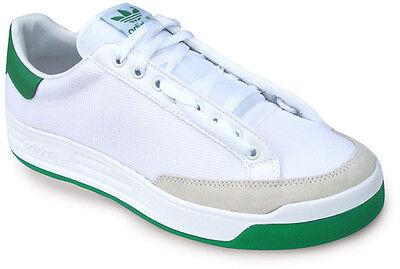 Adidas Tennis Shoe - Adidas Rod Laver Super Tennis Shoes NIB Men's, White/Green