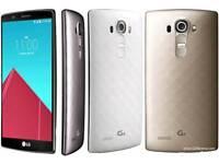 LG G4 H815 - Hexacore - 32GB - white (Unlocked sealed