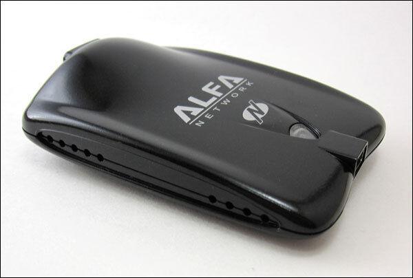 ALFA AWUS036NHA 802 11n Wireless-N Wi-Fi USB Adapter High Speed Atheros  AR9271