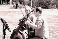 Violoncelliste - Cours - Évènements de tous genre
