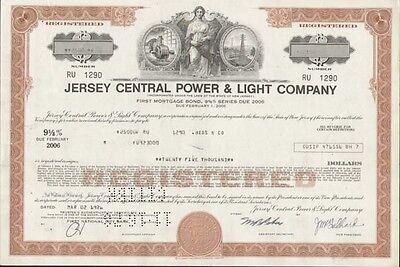 Jersey Central Power & Light Company 1976