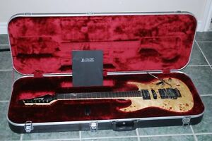 Ibanez Prestige S with hard case
