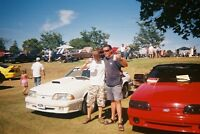 1990 Ford 5.0 Mustang cobra heads