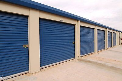 Durosteel Janus 16w X 14t Commercial 3100 Series Windlock Roll-up Doors Direct