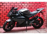 Yamaha yzf-r125 2012