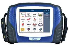 MOBILE HD TRUCK COMMERCIAL VEHICLE DIAGNOSTIC SCAN