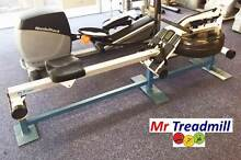 MY ROWER WATER ROWER + STAND | Mr Treadmill Hendra Brisbane North East Preview