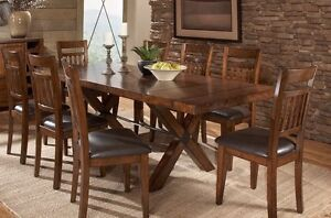 Tacoma 9 pc. Dining Room Set