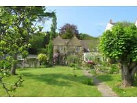 Beautiful large property full on character in Somerset - direct train to London Waterloo!