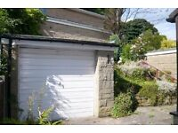 Single Detached Garage to Let in Shawclough, Rochdale