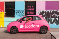 Driver- foodora Courier