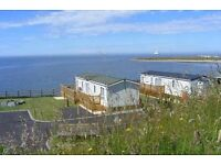 WANT TO PART EX YOUR TOURING CARAVAN FOR A STATIC BY THE SEA??? NORTH WEST LANCASHIRE