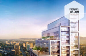 1BR Station Square assignment $699K HOT Metrotown Assignment NEW
