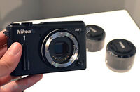 Nikon AW1 Worlds First Interchangeable Lens Underwater Camera