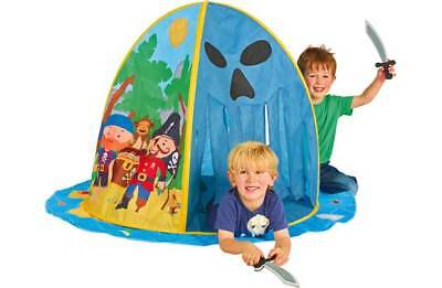 Chad Valley Pirate Island Pop up Play House Bundle Set Tent Den Kids Childrens for sale  Shipping to Ireland