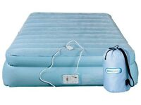 Aerobed Raised Air Bed Inflable - Kingsize