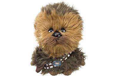 Star Wars Super Deluxe Talking 24 Inch Chewbacca Plush    Brand New With Tag