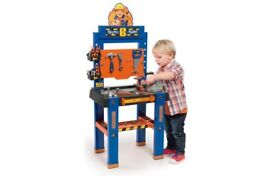 Bob the builder tool bench (NEW in box)