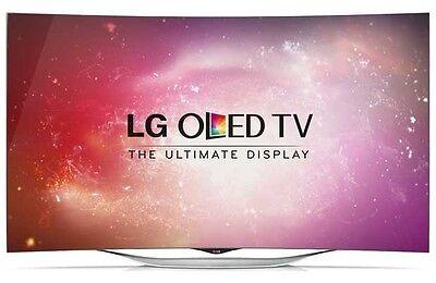 """LG 55"""" TV - LG 55EC930V - 55"""" Curved OLED Full HD 3D SMART TV WiFi"""