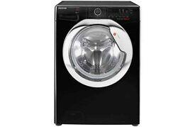 NEW! Hoover DXCC48B3 8KG 1400 Spin Washing Machine - Black RRP£300
