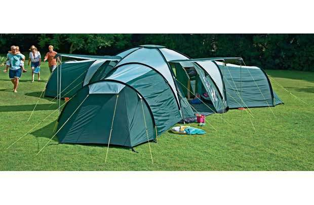 New 9 Man Tent with 3 Rooms (Never Used)  sc 1 st  Gumtree & New 9 Man Tent with 3 Rooms (Never Used) | in Easton Bristol ...