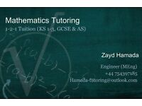 Maths Tutor