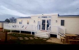 Blackpool Marton Mere luxury caravan for hire