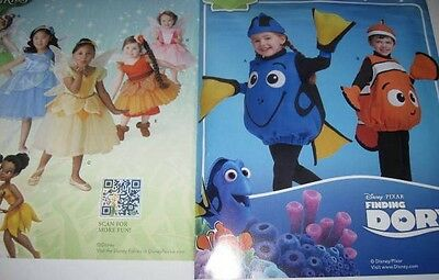 Pattern CHILD FAIRIES 1/2-3 4-8 or Finding Dory FISH 1/2-4 nemo COSTUME fairy - Fish Costume Patterns