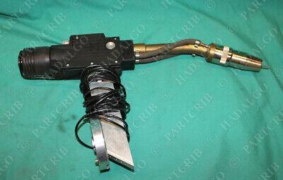 Abicor Binzel Wh652 Wh652-d-ts-22-50e9 Quick Change Swanneck Robot Mig Neck T