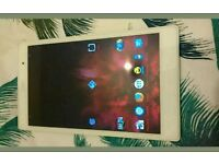 Sony Xperia Z3 tablet compact 4G LTE white 16GB with 32GB SD unlocked